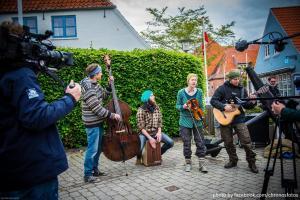 Straßenmusik in Dänemark, 2015